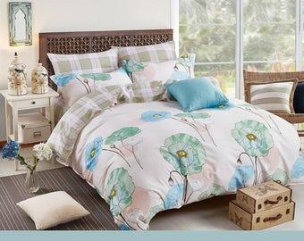 Double Bed Duvet Set (Design 2)