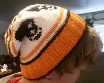 Halloween Skull beanie