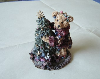Boyds Bears and Friends 2241 Elliot and the Tree (1994) VGU (1A)