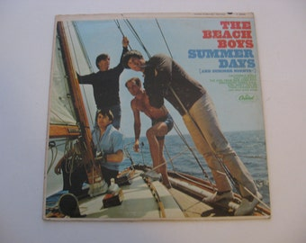 The Beach Boys - Summer Days - Circa 1965