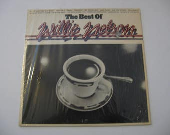 Willie Nelson - The Best of Willie Nelson - Circa 1973