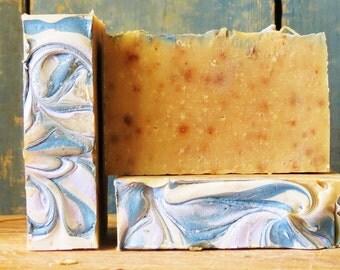 Blackberry Sage Goat Milk Soap