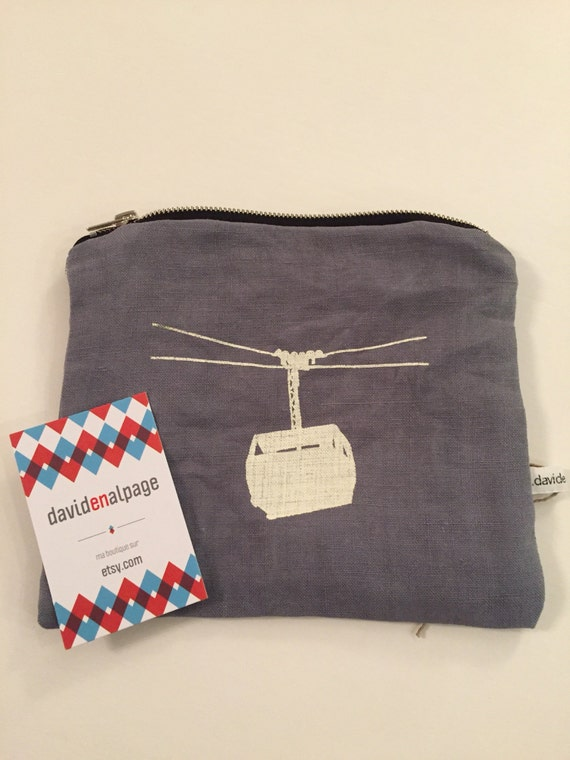 Cable car pouch