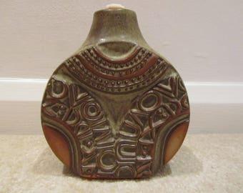 Louis Hudson Pottery Lamp Base - English Studio Pottery 1970s