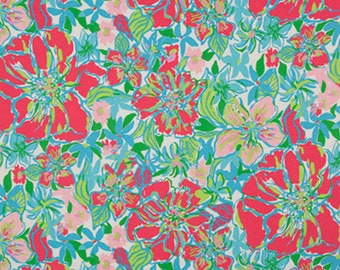 Lilly Pulitzer-   Fabric By The Yard