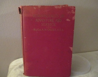 Horace Greely signed Book