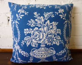 Vintage 1960's Handmade Cushion