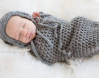 Baby Cocoon, Crochet Cocoon, Baby Swaddle Sack, Newborn Swaddle Sack, Infant Swaddle Sack, Newborn Cocoon, Infant Cocoon, Boy Cocoon, Girl