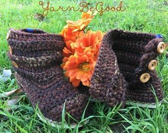 Handmade Ugh Style Boots
