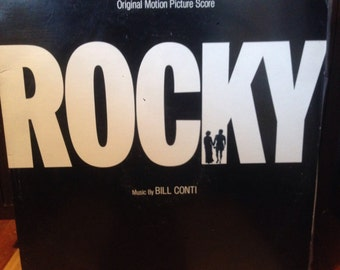Bill Conti - Rocky (Original Motion Picture Soundtrack) - Vinyl