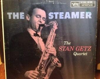 The Stan Getz Quartet - The Steamer - Vinyl