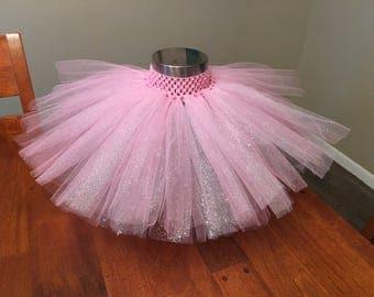 Glitter tutu, newborn tutu, toddler tutu, infant tutu, pink tutu, silver tutu, black tutu, red tutu, purple tutu, white tutu