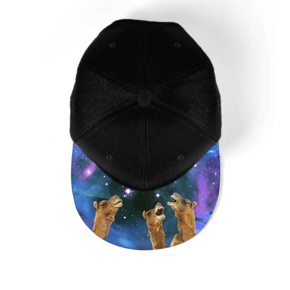 b5fe998f2c728 Space camels snapback hat