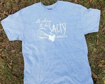 Matthew 5:13 Simplici-Tee T-Shirt