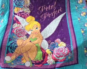 Tinkerbell Quilt 45x52