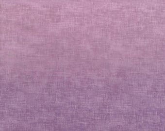 1/2 yard of Timeless Treasure Studio Ombre Wisteria fabric C4700