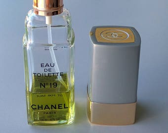 vintage Chanel - No19, EdT 100ml
