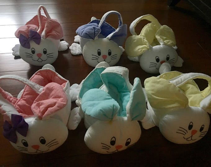Bunny basket, so cute, so cheap /gently used