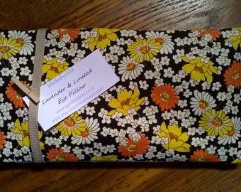 Lavender Eye Pillow (floral)