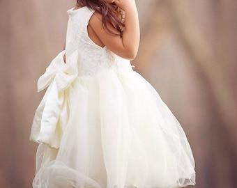 Ivory Shania Dress