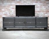 Media Cabinet Cart | Mode...