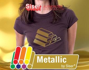 "Easyweed Metallic  12"" x 20""* - Heat Transfer Vinyl - HTV"