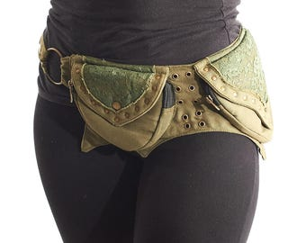 hip bag,hip belt,money bag,pouch,steampunk,hippie belt,boho,travel belt,fanny pack,festival utility belt,pocket belt,pocket bag,burning man