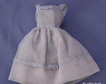 Vintage Barbie Movie Date Dress, Fashion #933, Near Mint