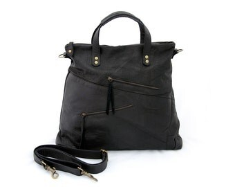 Shoulder or Tote Leather