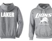 Lions Custom Hoodie