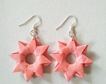 Origami Earrings Sunny