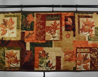 Fall Table Decor or Quilted Wall Hanging