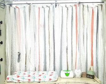 Curtains Ideas coral reef shower curtain : Coral shower curtain   Etsy