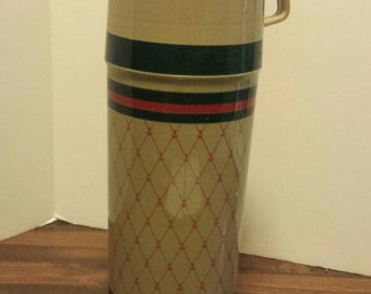 Aladdin Thermos with Anchor Motif