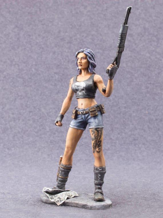 Mm Toy Figure Ukraine Girl