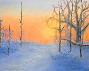 Winters Sunrise