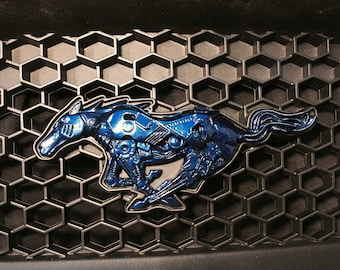 Ford Mustang 2010 - 2017 Custom Grill Emblem