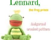 Lennard, the frog prince ...