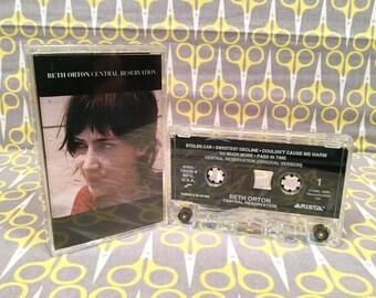 Central Reservation by Beth Orton Cassette Tape rock alternative