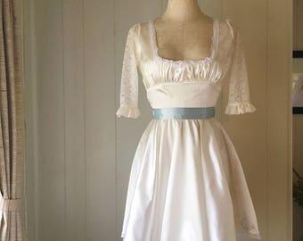 Marie Dress- victorian babydoll