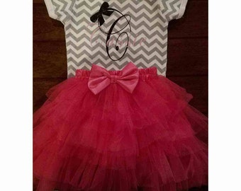 Tutu outfit for little girl