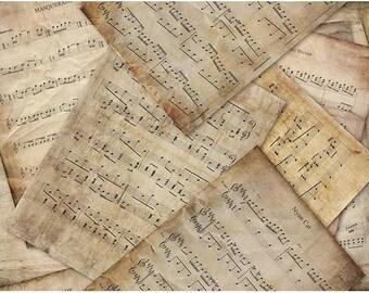 Rice paper for Decoupage - Decoupage Paper - Picture for Decoupage - Decorative Paper - Paper for Card Making, Scrapbooking #R007L