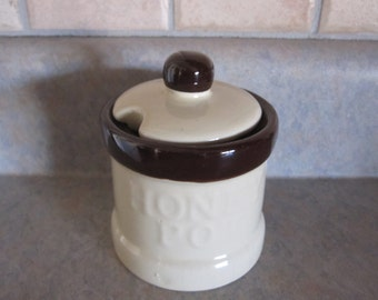Honey Pot Ceramic