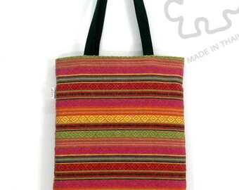 Tote bag, Cotton tote bag, Book bag, Shopping tote, Gym tote, Summer bag, Napalese bag, Tribal lover