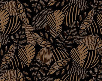 Sgraffito Leaf Clay By Elise K-By The Yard Item #10102-77