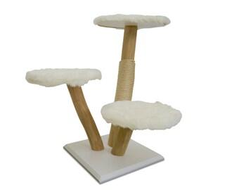 vollholz kratzbaum naturholz katzenbaum katzenkratzbaum. Black Bedroom Furniture Sets. Home Design Ideas