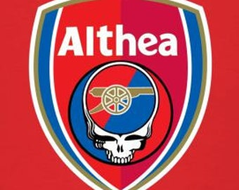 Grateful Dead Althea Arsenal Lot Shirt   Men's