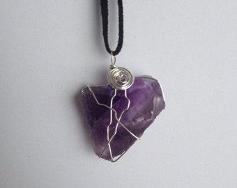 SALE // Fluorite  // Fluorite Necklace // Crystal Jewelry