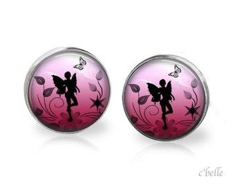 Earrings fairy 21