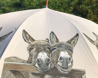 Donkey Country Walking Umbrella